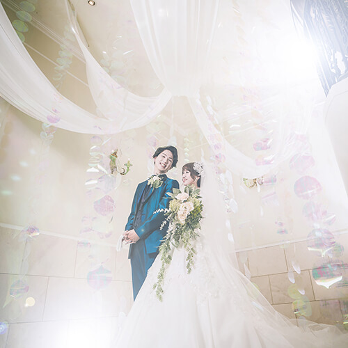 Stylish Photo Weddingのドレス撮影プラン-ブライダルハウス仙台